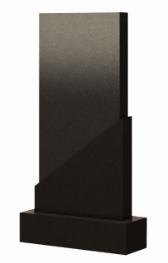 Памятник гранитный вертикальный 120