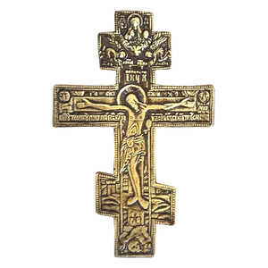 Бронза крест