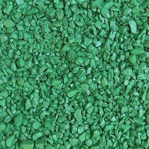 Декоративный щебень зеленый ДЩ-1